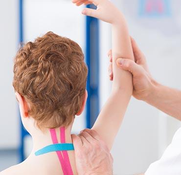 fisioterapeuta pediatrico